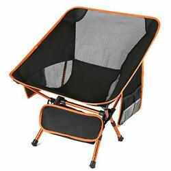 Portable Camping Chairs with Adjustable Height - ultra light Compact Folding