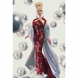 Barbie Doll 2000 Red Evening Dress Collectors Edition NRFB $9.99