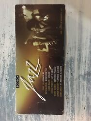 Jazz 8 Cd Box Set In Very Good Condition