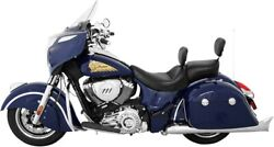 Indian Chief Classic 2014-2015 Vintage Wide Touring Solo Seat W/backrest Mustang