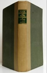 Louise Norton Brown / Block Printing And Book Illustration In Japan 1st Ed 1924