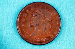 Estate Find 1808 - Classic Head Large Cent G3986