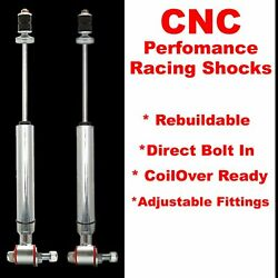 1953 - 1954 Chevrolet Bel Air Rear Performance Shocks - Pair 350 Auto Hot Rods