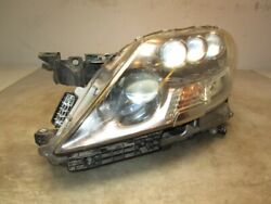08-09 2008-2009 Lexus LS600 LH Driver's Side LED Headlamp Assembly OEM