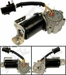 APDTY 711033 Transfer Case Shift Motor w/ Rectangular Electrical Connector