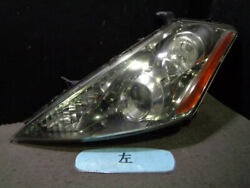 Murano Left head lamp assembly 26060-CB00A NISSAN CBA-TZ50 March 2006[Used]