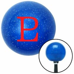 Red Pluto Blue Metal Flake Shift Knob Mg Tc Classic 956 Project Early Spyder