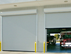 10and039 X 10and039 Rolling Steel Fire Roll-up Door