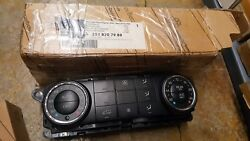 Mercedes Climate Control Head NEW R-Class ML-CLass 164 Chassis VIN Specific
