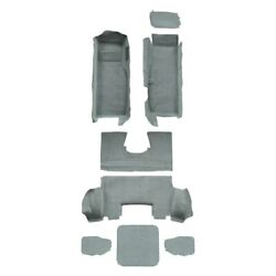 For Chevy Corvette 97-04 Carpet Essex Replacement Molded Charcoal Complete