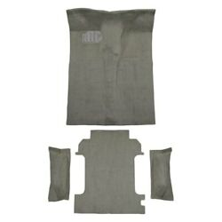 For Isuzu Trooper 86-91 Carpet Standard Replacement Molded Dark Gray Complete