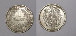 1881-a Germany Silver Mark Unc. Inv365-16