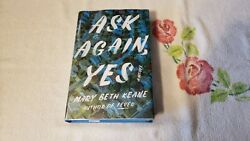 Ask Again Yes By Mary Beth Keane Signed