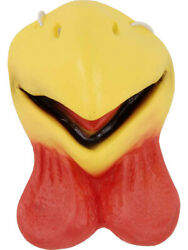 Adult's Cute Farm Animal Chicken Nose Beak Costume Accessory $6.98