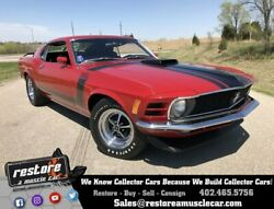 1970 Ford Mustang BOSS 302ci - 4 Speed Red Fully Restored 1970 Mustang BOSS 302ci - 4 Speed Red Fully Restored Perfect