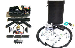 Gearhead Compac Air Conditioning Ac Heat Defrost Kit + Hoses Compressor Fittings