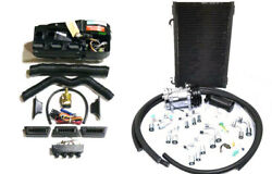 Gearhead Compac Ac Heat Defrost Air Conditioning Kit With Vents Hoses Compressor