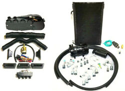 Gearhead Ac Heat Defrost A/c Super Air Conditioning Kit W/ Vents Fittings Hoses