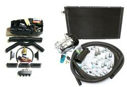 Gearhead Ac Heat Defrost Air Conditioning Compac Kit + A/c Fittings Hoses Vents