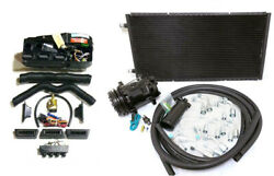 Gearhead Ac Heat Defrost Compac Air Conditioning Kit W/ Compressor Vents Hoses