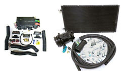 Gearhead Ac Heat Defrost Air Conditioning Mini A/c Kit With Compressor And Vents