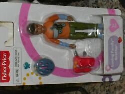2014 Fisher Price Loving Family Brother Figure - African American Version