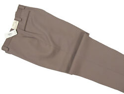 New 250 Orvis Highway Patrol Twill Dress Pants 34 X 32 31.5 Made In Usa