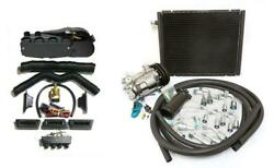 Gearhead Ac Heat Defrost Air Conditioning Super A/c Kit + Fittings Hoses Vents