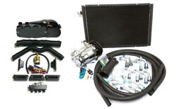 Gearhead Ac Heat Defrost Super A/c Air Conditioning Kit + Hoses Fittings Vents