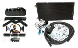 Gearhead A/c Ac Heat Defrost Air Conditioning Super Kit W/ Vents And Compressor