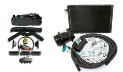 Gearhead Ac Heat Defrost A/c Super Air Conditioning Kit W Compressor And Fittings