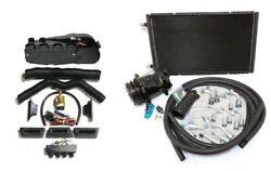 Gearhead A/c Ac Heat Defrost Air Conditioning Super Kit W Compressor And Fittings