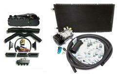Gearhead Ac Heat Defrost Air Conditioning A/c Super Kit W/ Fittings Hoses Vents