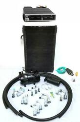 Gearhead Mark Iv Underdash Cool Only Ac Air Conditioning Kit Fittings Compressor