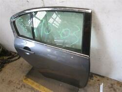 REAR DOOR G37 G25 G35 2007 07 2008 08 2009 09 10 11 12 13 Sedan Right 981991
