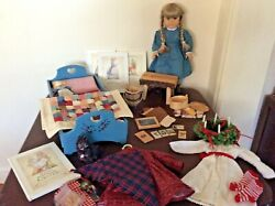 1990 First Edition Kirsten Larson American Girl Doll Extremely Rare