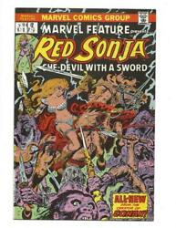 Marvel Feature 2 1975 Philippines Red Sonja English Edition