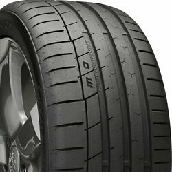 4 New 285/40-17 Continental Extreme Contact Sport 40r R17 Tires 33457