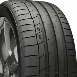 4 New 305/35-20 Continental Extreme Contact Sport 35r R20 Tires 33552