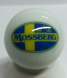 Very Nice Mossberg Firearms 1 Glass Marble