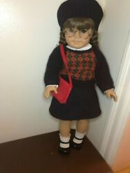 1991 Pleasant Company Molly Mcintire American Girl Doll Extremely Rare