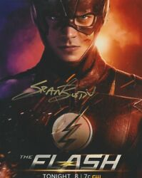 Grant Gustin The Flash Autographed Signed 8x10 Photo Coa 2019-14
