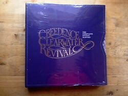 Creedence Clearwater Revival Complete Studio Albums 7 x Vinyl Record Box Set
