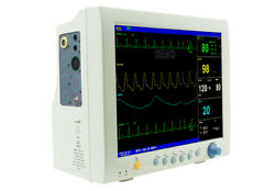 Cms 7000 Patient Monitor Vital Sign Monitoring System For Hospitals And Clinics