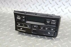 12-16 BOXSTER Heat AC Climate Temperature Control Automatic Assembly Factory OEM