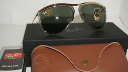 Sunglasses New Aviator Olympian Limited Edition Rb2219 W3391 59 13 140