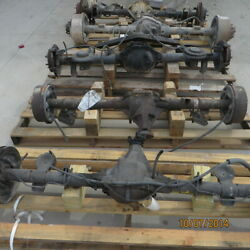 12 13 14 Ford F150 3.55 Ratio Locking Rear Axle Assembly OEM 53K Miles