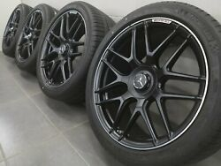 20 Inch Summer Tyre Mercedes S63 S65 AMG W222 C217 A2224014200 (D8)