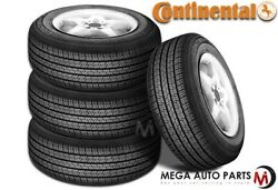 4 Continental 4x4 Contact 265/45R20 108H XL All Season Touring Tires For SUV CUV