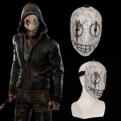 Dead by Daylight Legion Frank Scary Smile Cosplay Mask Pullover Props Halloween